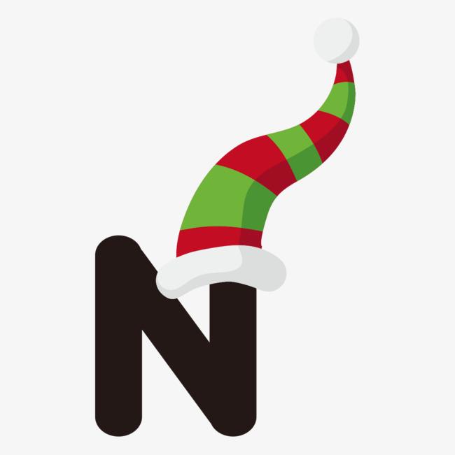 圣诞字母n字体下载_艺术字图片素材下载-字魂网